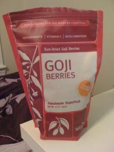 Navitas Goji Berries